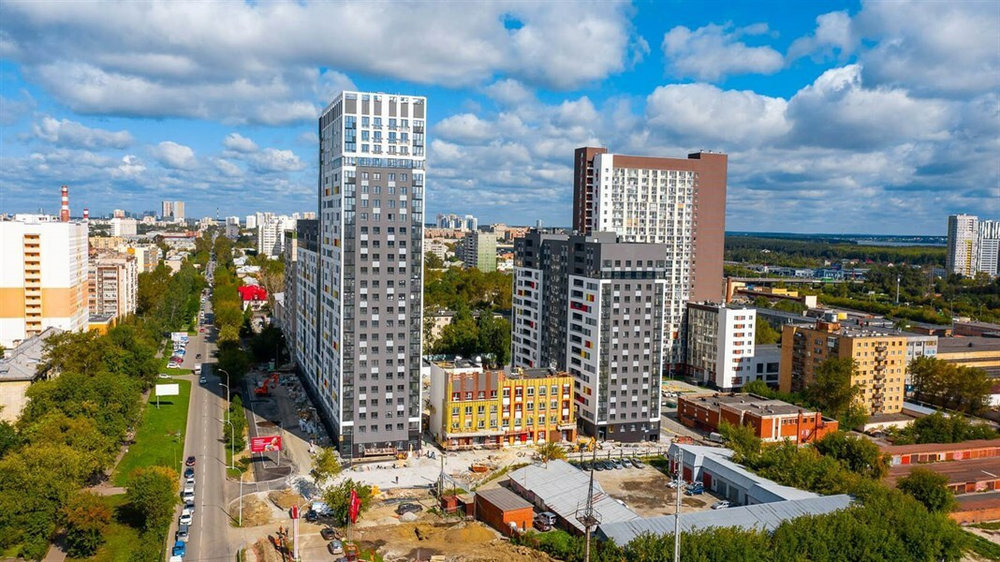 Екатеринбург, ул. Комсомольская, 67 (Втузгородок) - фото квартиры (1)
