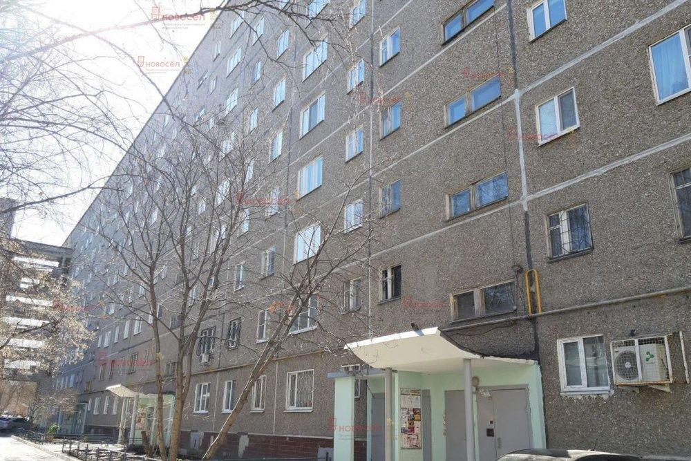 Екатеринбург, ул. Академика Бардина, 39 (Юго-Западный) - фото квартиры (1)