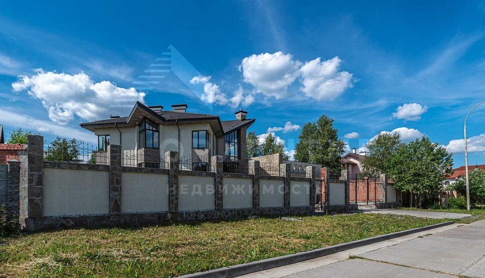 Екатеринбург, ул. Проталинка, 11а (ВИЗ) - фото коттеджа (1)