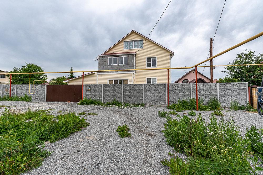 п. Залесье, ул. Зеленая, 8 (городской округ Верхняя Пышма) - фото дома (1)