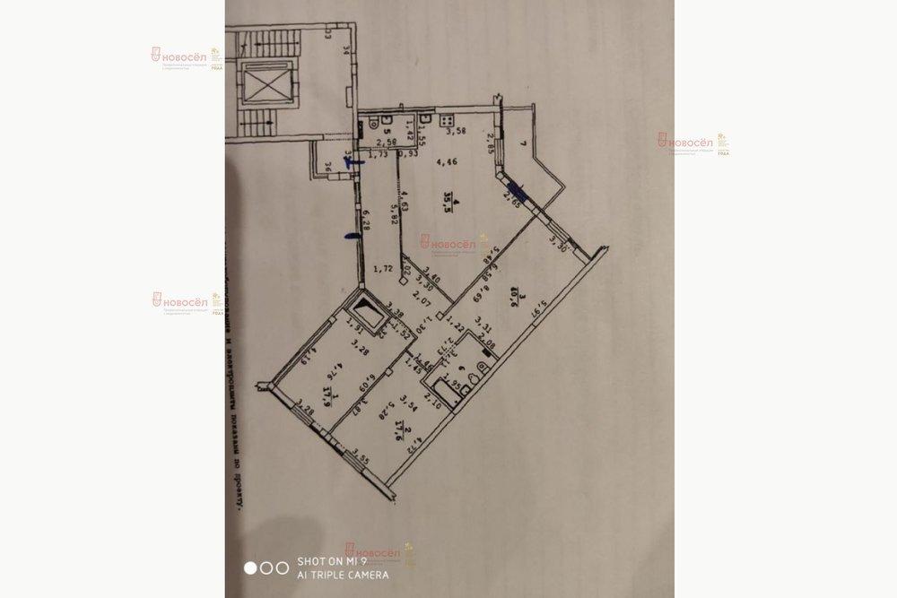 Екатеринбург, ул. Малогородская, 4 (Карасьеозерск) - фото квартиры (1)