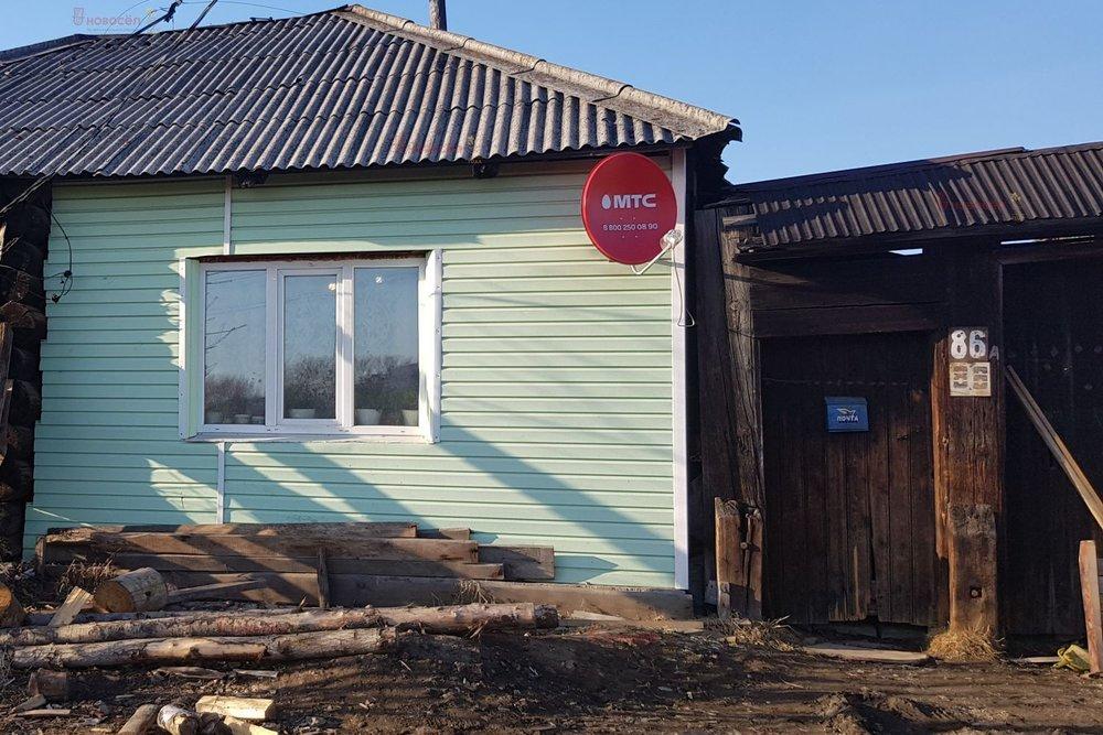 г. Алапаевск, ул. Чайковского, 86-1 (городской округ Город Алапаевск) - фото дома (1)