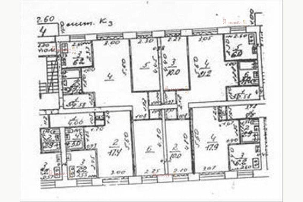 Екатеринбург, ул. Степана Разина, 54 (Автовокзал) - фото квартиры (1)