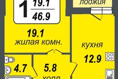 Екатеринбург, ул. Громова, 28 - фото квартиры