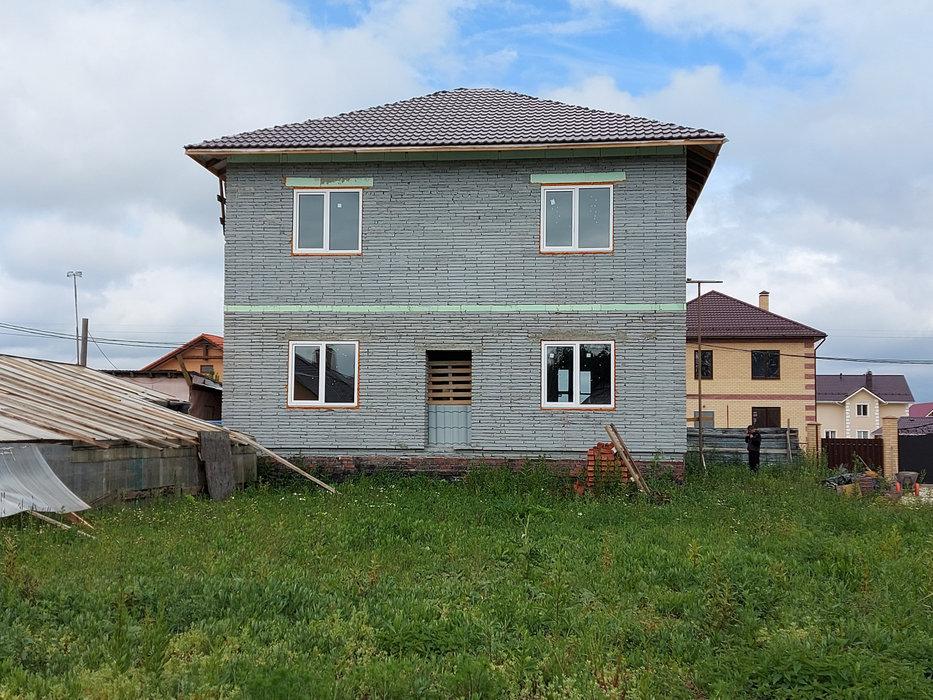 к.п. Шишкино, ул. Сосновая, 5 (городской округ Березовский) - фото коттеджа (1)