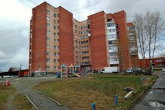 Екатеринбург, ул. Окружная, 4 (Вторчермет) - фото квартиры