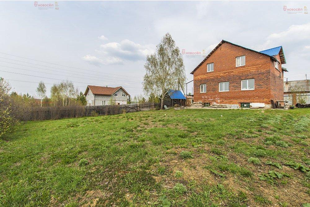 поселок городского типа Белоярский, ул. Березовая, 20 (городской округ Белоярский) - фото коттеджа (4)