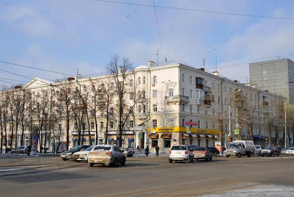 Екатеринбург, ул. Ленина, 101 (Втузгородок) - фото квартиры (1)