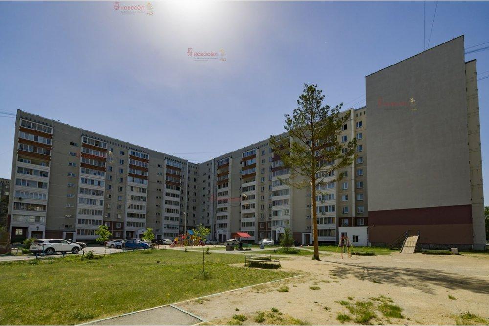 Екатеринбург, ул. Онуфриева, 8 (Юго-Западный) - фото квартиры (1)