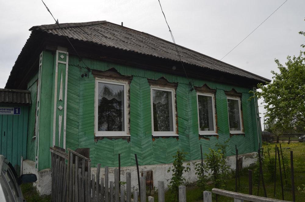 поселок городского типа Белоярский, ул. Высотный, 1 (городской округ Белоярский) - фото дома (1)