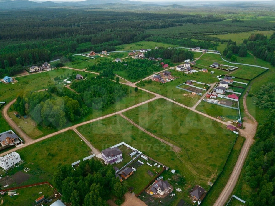 к.п. Лукоморье (городской округ Сысертский, с. Щелкун) - фото земельного участка (1)