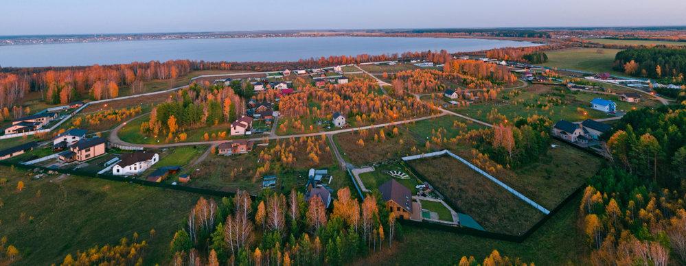 к.п. Лукоморье (городской округ Сысертский, с. Щелкун) - фото земельного участка (4)
