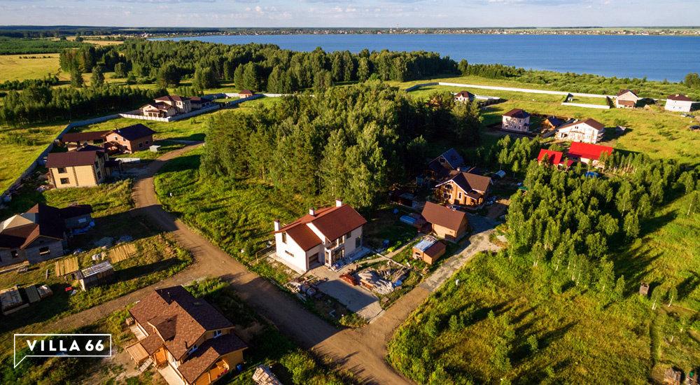 к.п. Лукоморье (городской округ Сысертский, с. Щелкун) - фото земельного участка (6)