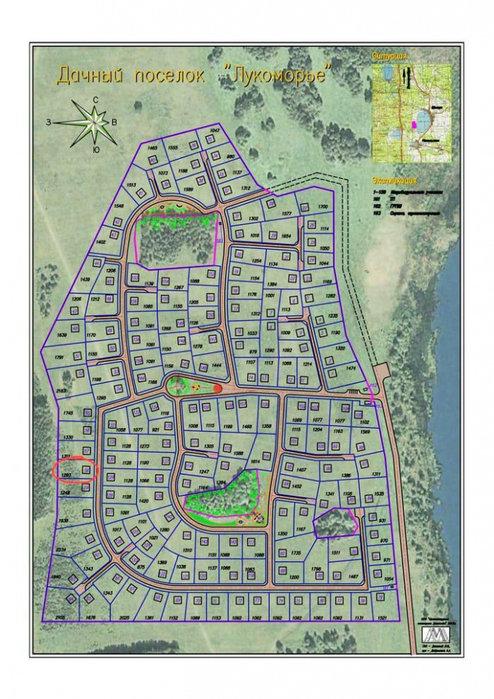 к.п. Лукоморье (городской округ Сысертский, с. Щелкун) - фото земельного участка (7)
