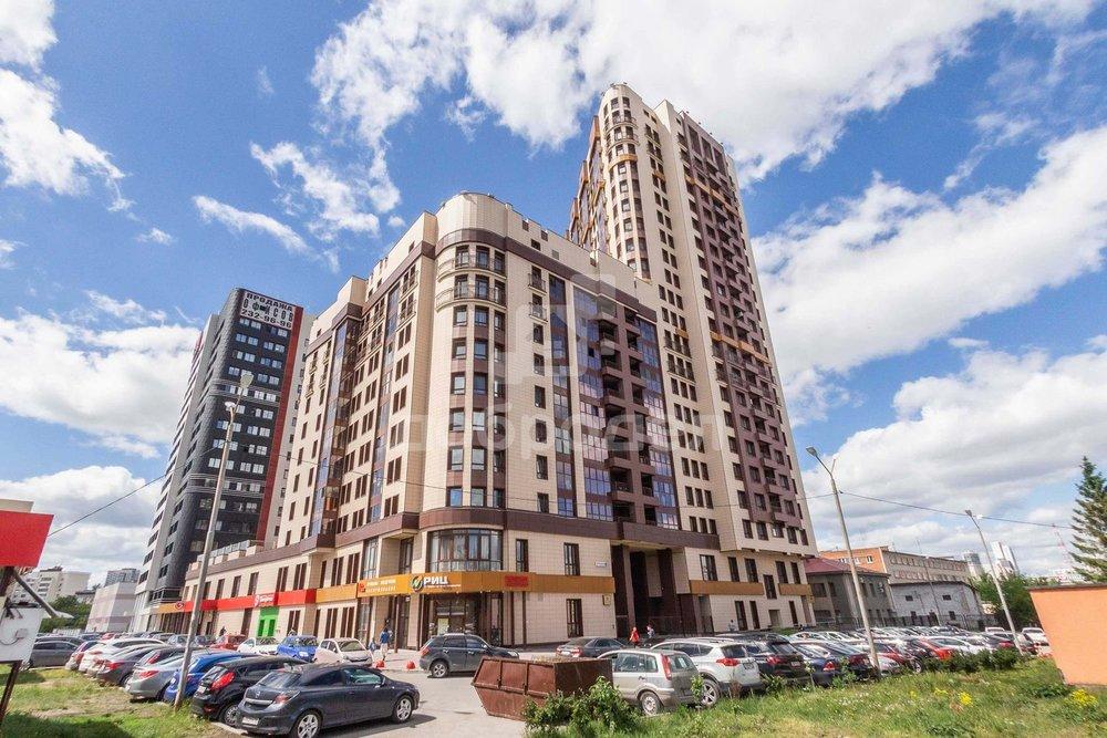 Екатеринбург, ул. Фурманова, 124 (Автовокзал) - фото квартиры (1)