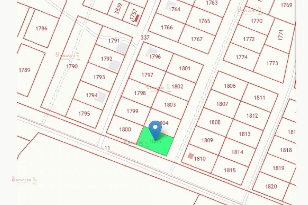 к.п. Георгиевские дачи (городской округ Екатеринбург п. Исток) - фото земельного участка (1)