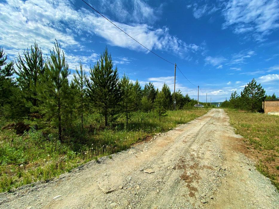 п. Бобровский (городской округ Сысертский) - фото земельного участка (1)