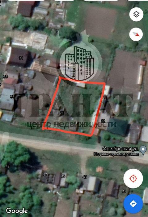 г. Ревда, ул. Октябрьская, 24 (городской округ Ревда) - фото земельного участка (1)