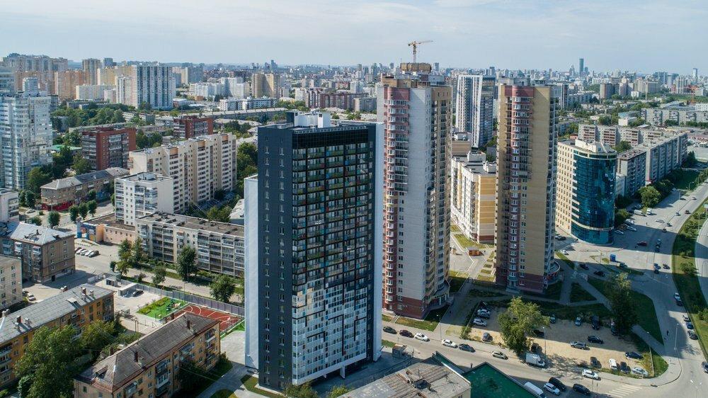 Екатеринбург, ул. Расковой, 8 (Юго-Западный) - фото квартиры (1)