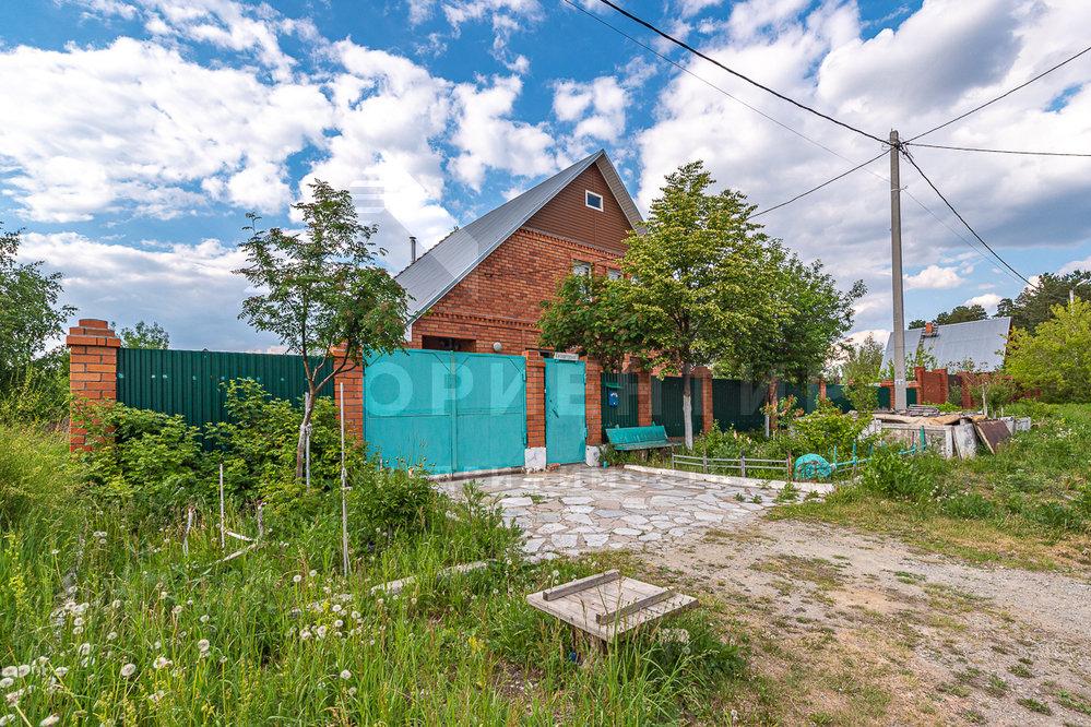 Екатеринбург, ул. Гранитовая, 13 (Горный щит) - фото коттеджа (1)