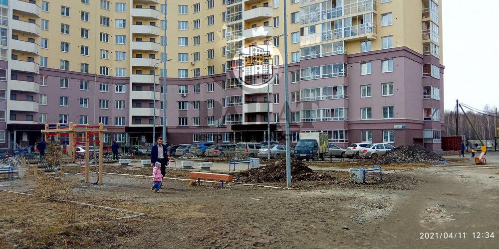 Екатеринбург, ул. Яскина, 12 (Компрессорный) - фото квартиры (1)