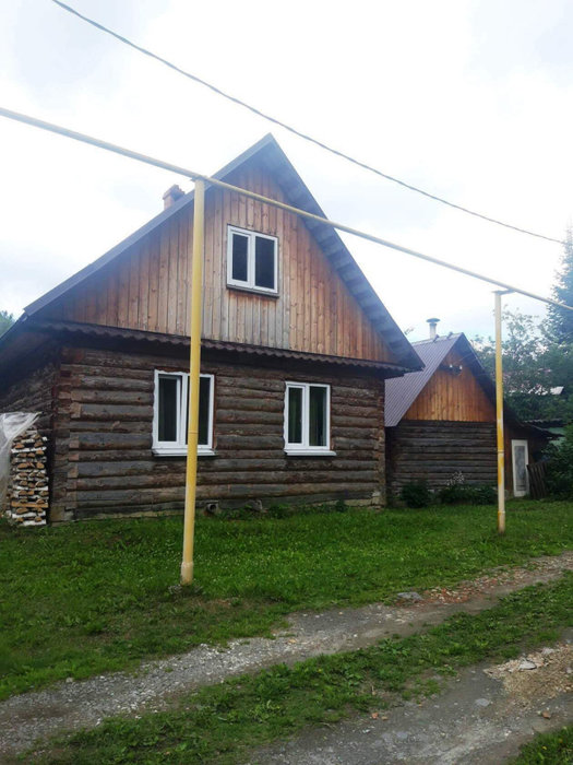 п. Растущий, КС Гранит (городской округ Белоярский) - фото сада (1)