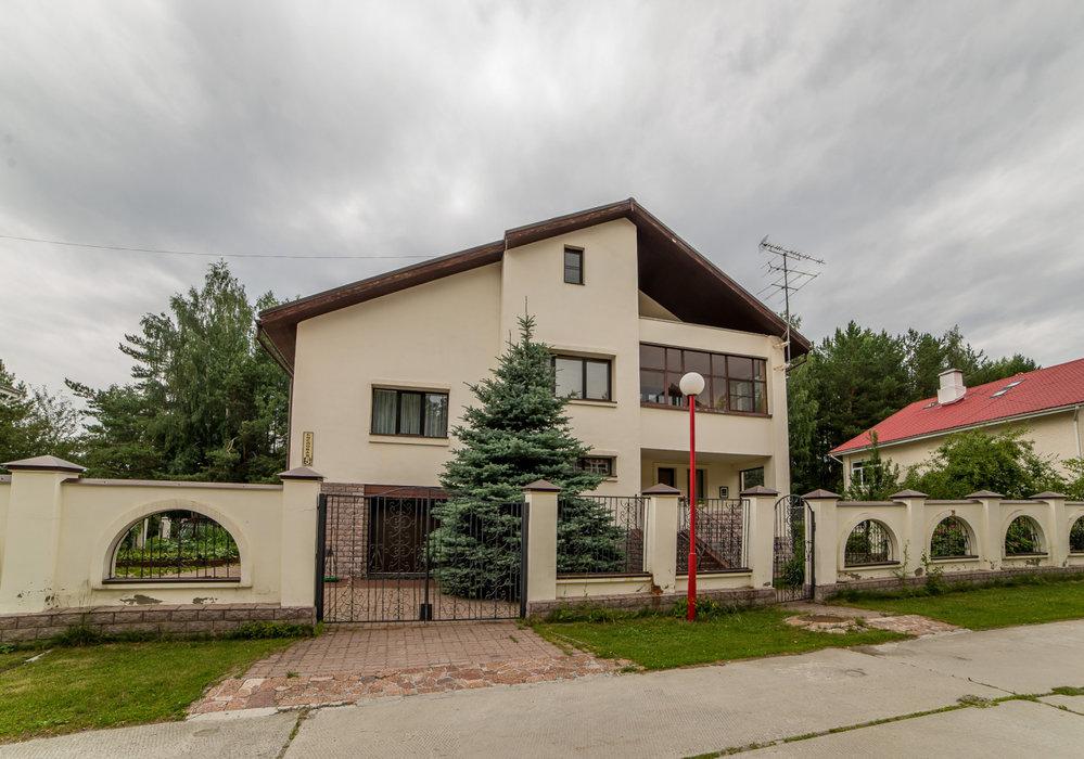 Екатеринбург, ул. ТСЖ Газовик Сосновая, 5 (Горный щит) - фото коттеджа (1)