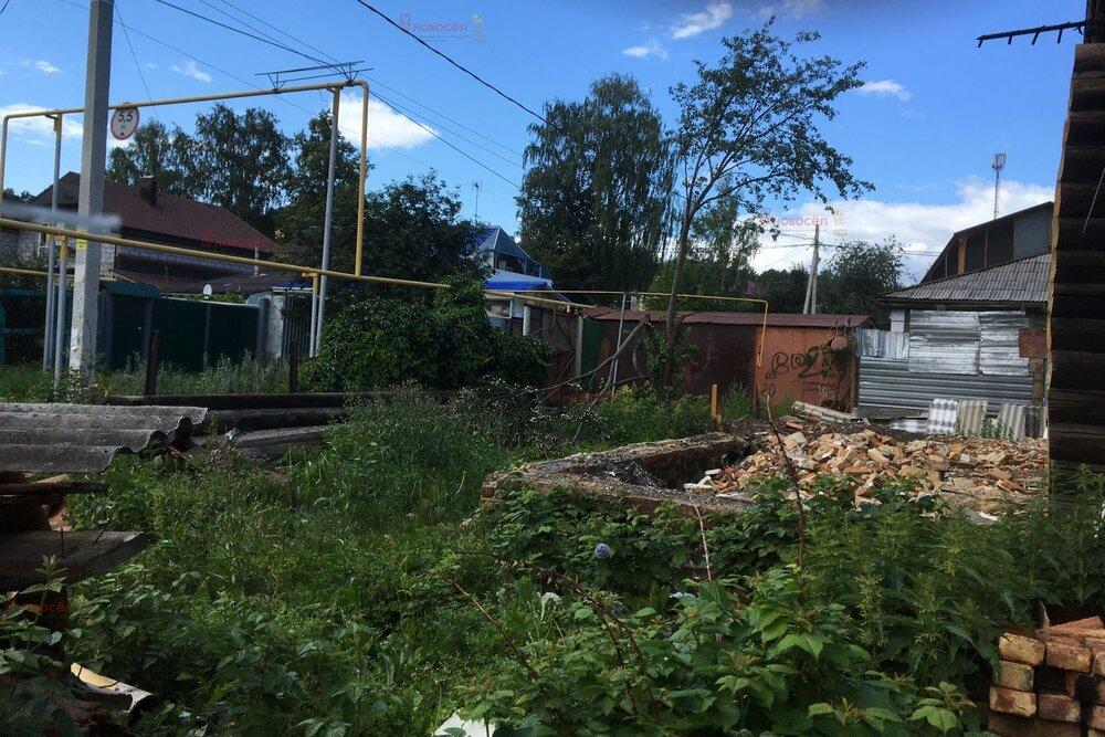 Екатеринбург, ул. Книжный, 30 (Уралмаш) - фото земельного участка (6)