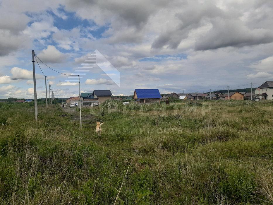 Екатеринбург, ул. Редколесья (Полеводство) - фото земельного участка (2)