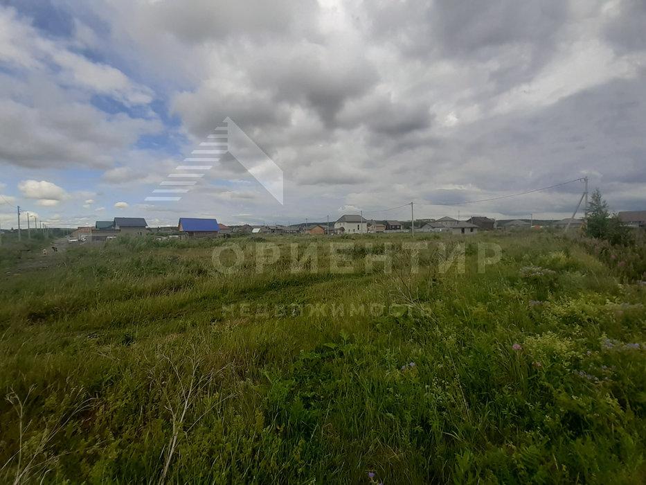 Екатеринбург, ул. Редколесья (Полеводство) - фото земельного участка (3)