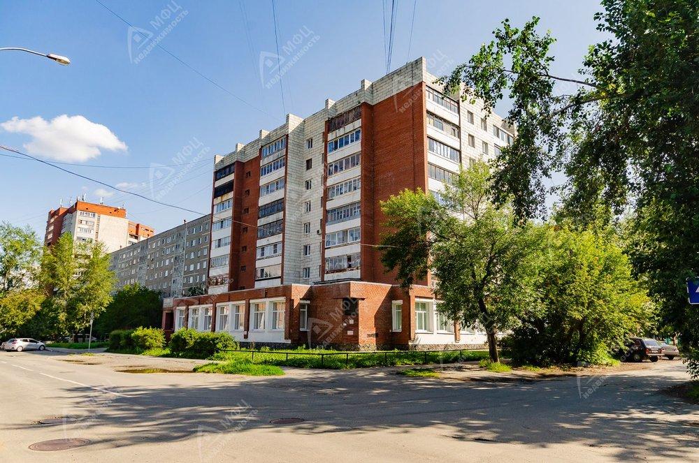 Екатеринбург, ул. Ляпустина, 11 (Вторчермет) - фото квартиры (1)