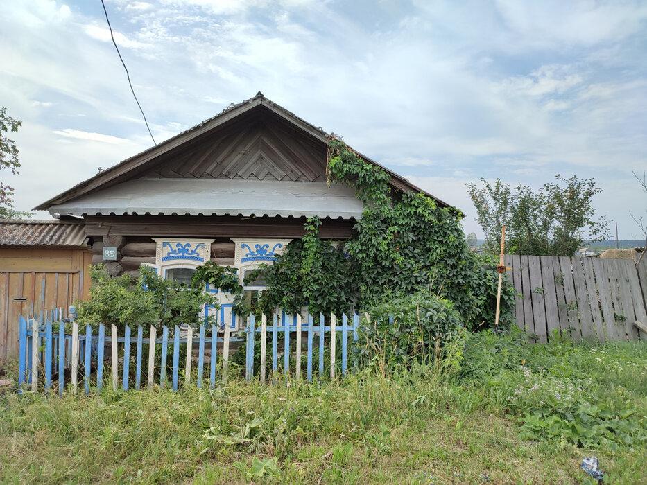 с. Покровское (г.о. Артемовский), ул. Ленина, 85 (городской округ Артемовский) - фото дома (1)