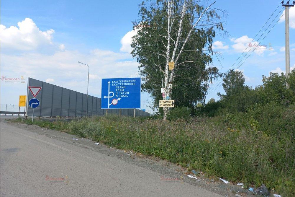 Екатеринбург, СНТ Родничок, уч. 174 - фото сада (1)