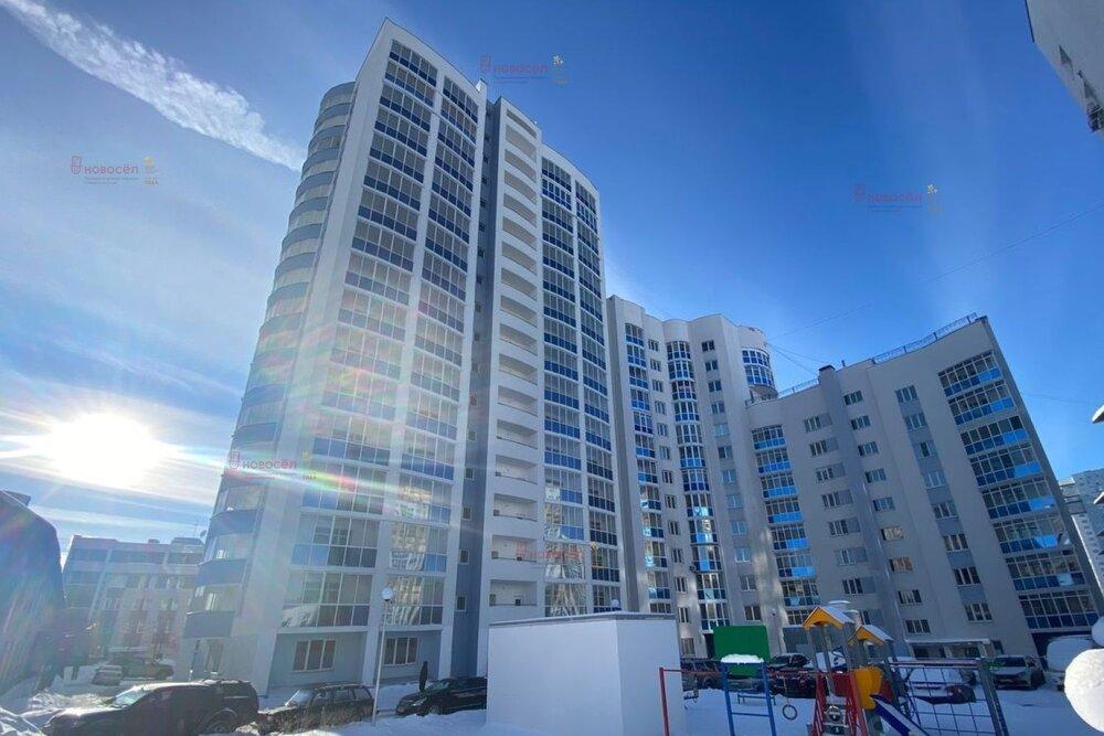 Екатеринбург, ул. Шевелева, 1 (ВИЗ) - фото квартиры (2)