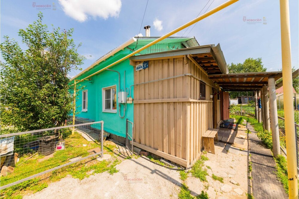 г. Березовский, ул. Мира, 31 (городской округ Березовский) - фото дома (1)