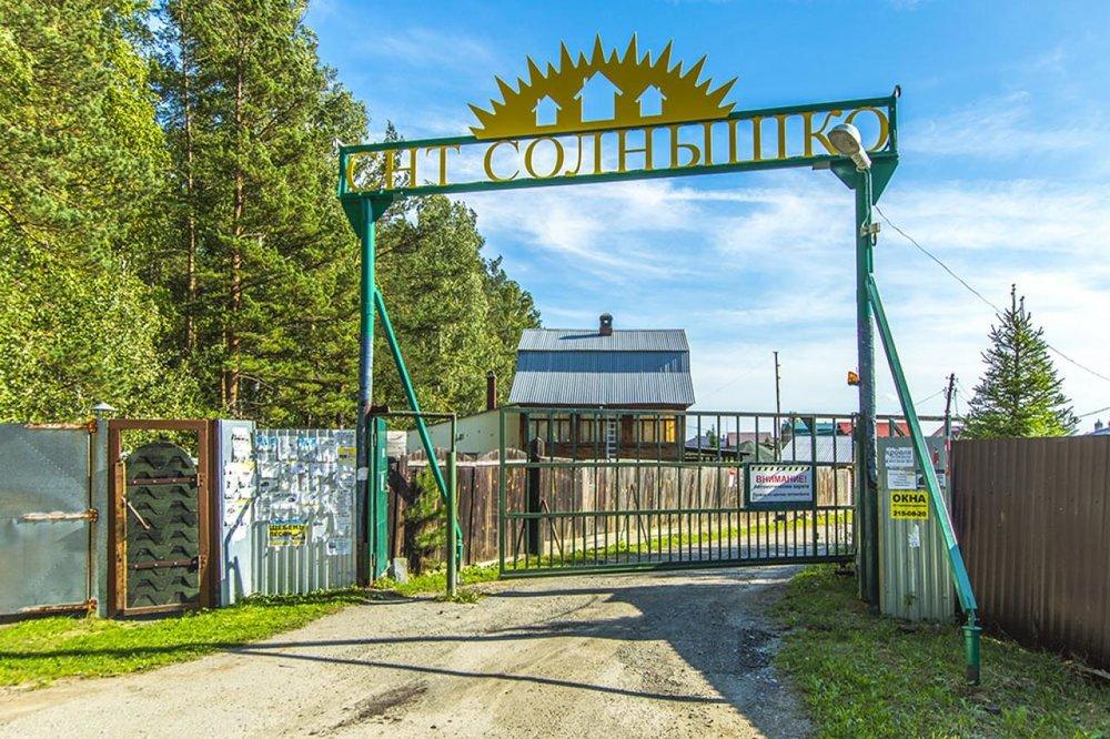 Екатеринбург, СНТ Солнышко (Чусовское озеро) - фото сада (1)