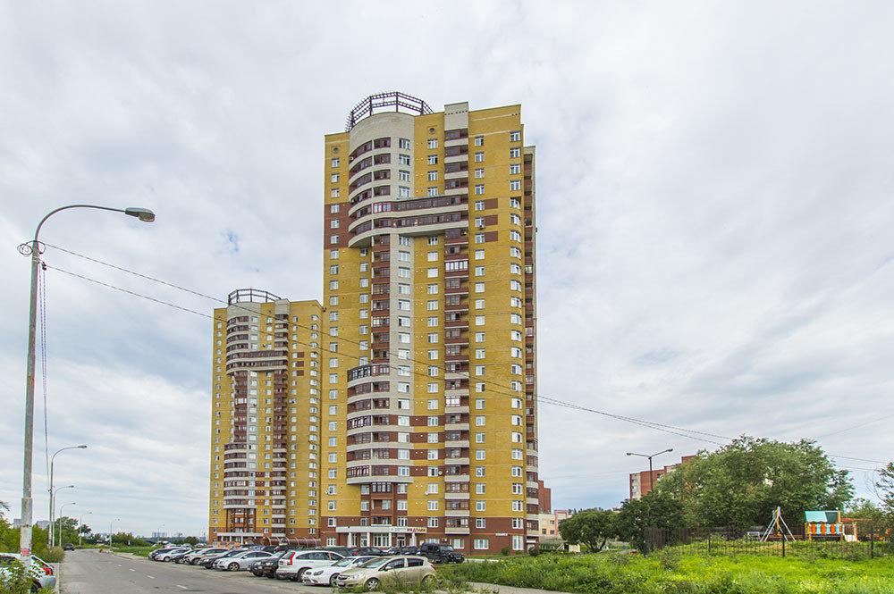 Екатеринбург, ул. Орденоносцев, 4 (Химмаш) - фото квартиры (1)