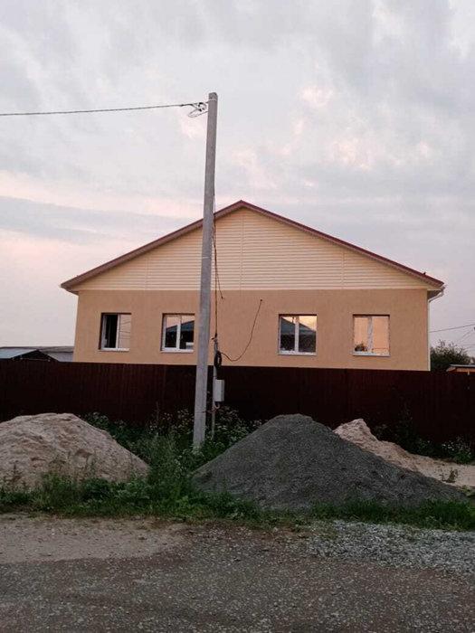Екатеринбург, ул. Лучезарная, 1 (Горный щит) - фото дома (1)