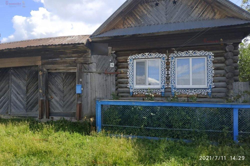 д. Большая Тавра, ул. Космонавтов, 29 (городской округ Красноуфимск) - фото дома (2)