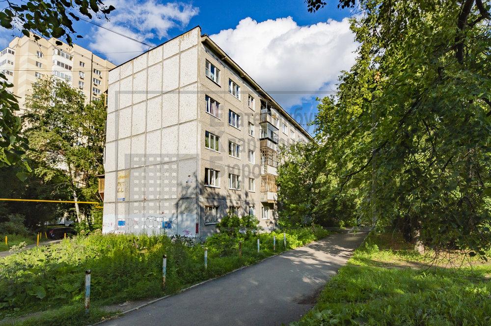 Екатеринбург, ул. Волгоградская, 202 (Юго-Западный) - фото квартиры (1)