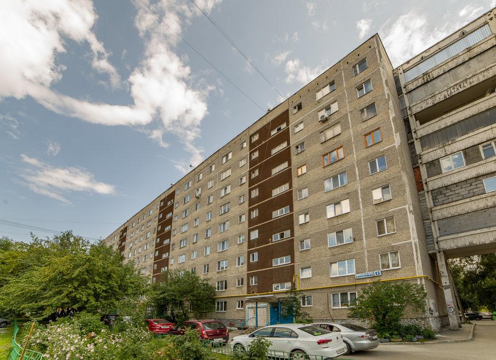 Екатеринбург, ул. Сиреневый, 15 (ЖБИ) - фото квартиры (1)