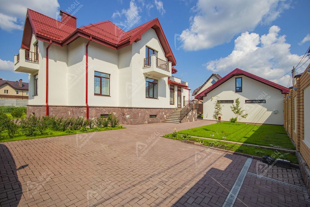 д. Большое Седельниково, ул. Берёзовая, 16 (городской округ Сысертский) - фото дома (1)