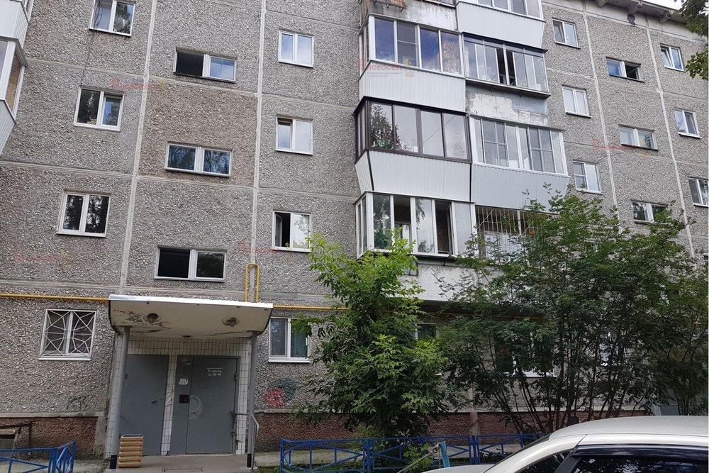 Екатеринбург, ул. Академика Бардина, 44 (Юго-Западный) - фото квартиры (1)
