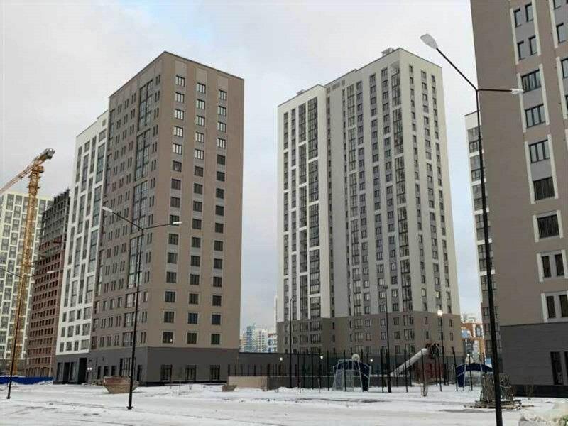 Екатеринбург, ул. Академика Сахарова, 71 (Академический) - фото квартиры (1)
