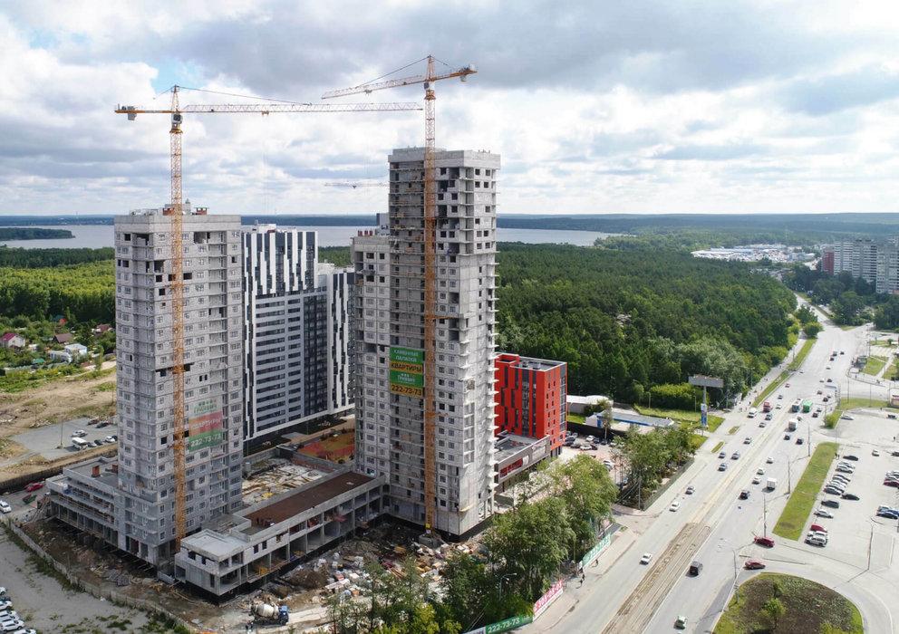 Екатеринбург, ул. Владимира Высоцкого, 5 (ЖБИ) - фото квартиры (1)