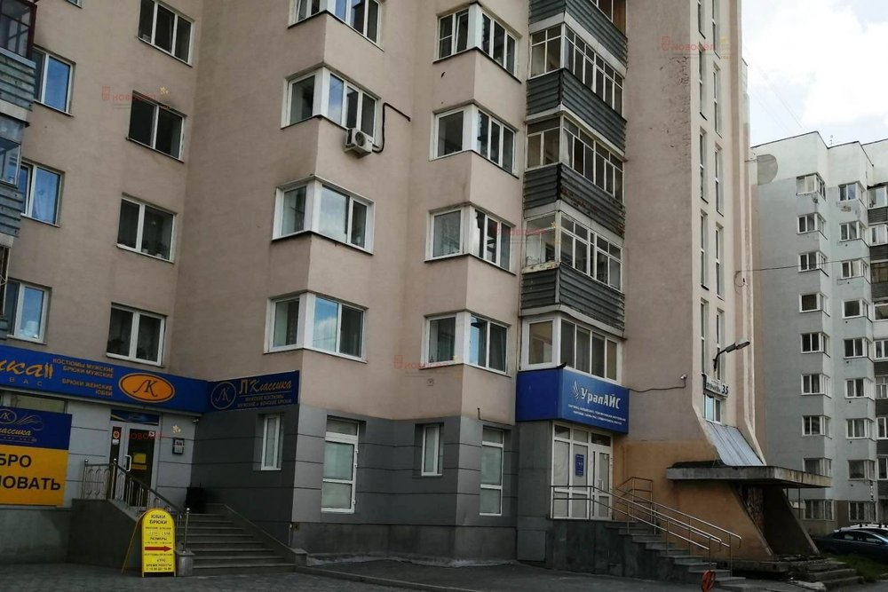Екатеринбург, ул. Фурманова, 35 (Автовокзал) - фото квартиры (2)