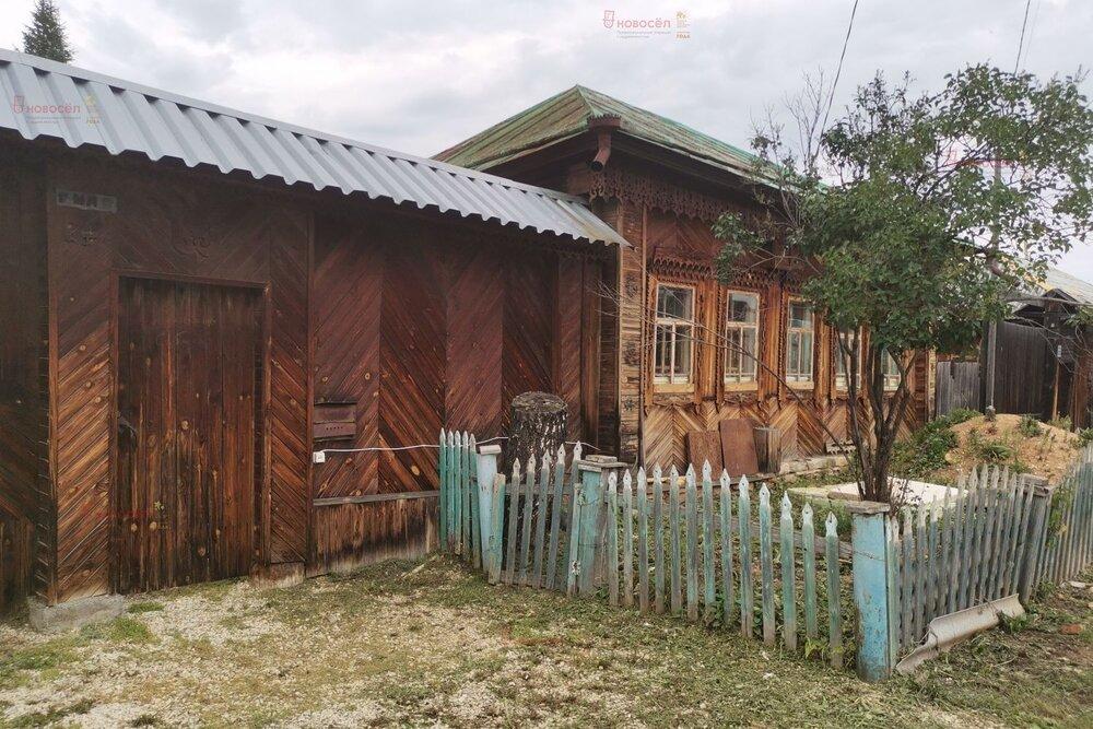 п. Становая, ул. 1 Мая, 24 (городской округ Березовский) - фото дома (3)