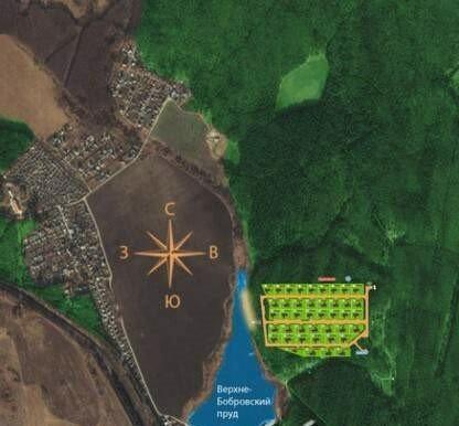 к.п. Полянка, ул. Светлая, 6 (городской округ Белоярский, п.Растущий) - фото земельного участка (8)