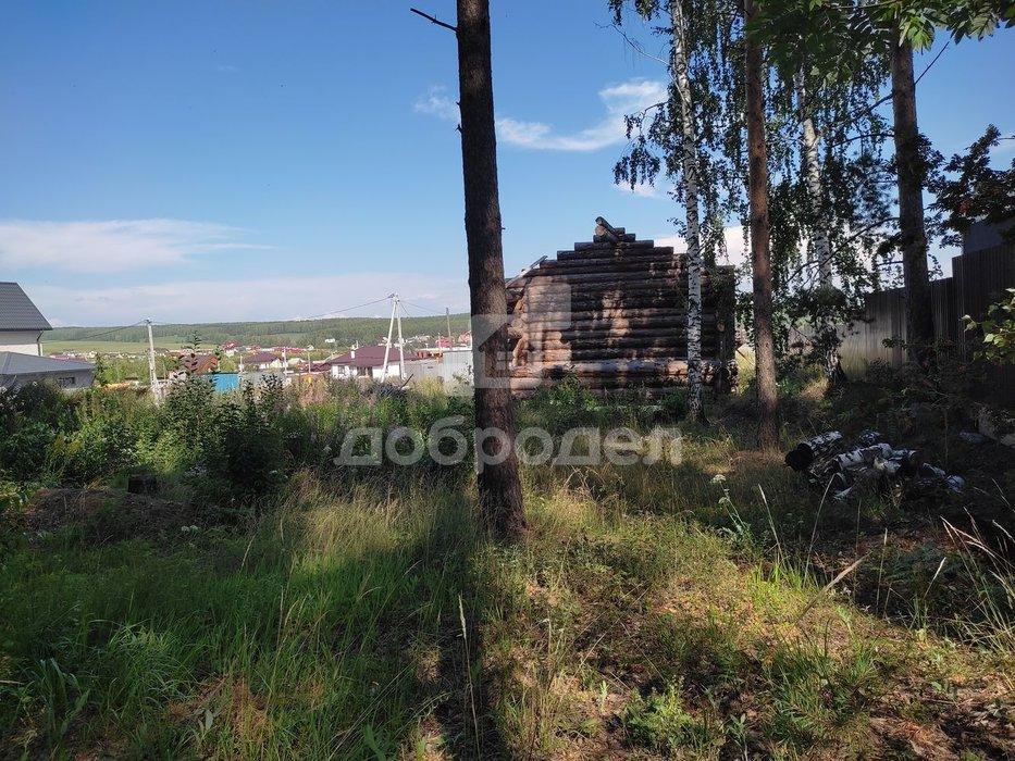 к.п. Шато-2, уч. 11 (городской округ Сысертский, д. Шайдурово) - фото земельного участка (2)