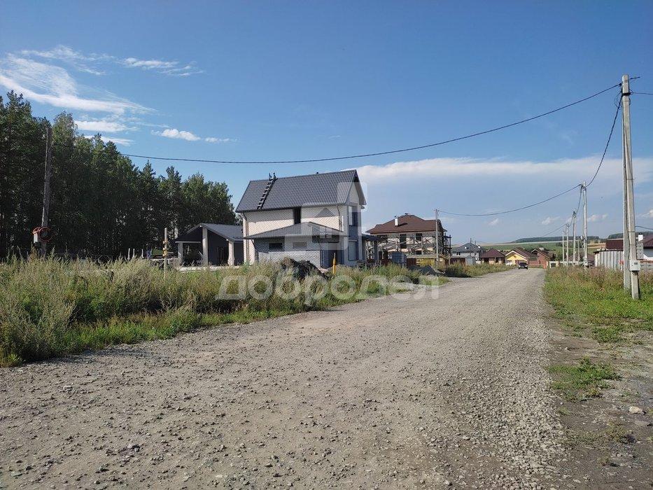 к.п. Шато-2, уч. 11 (городской округ Сысертский, д. Шайдурово) - фото земельного участка (4)
